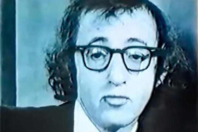 Men of Crisis: The Harvey Wallinger Story: Woody Allen B.Z. (Before Zelig)