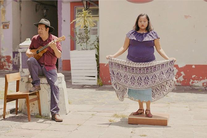 "Son jarocho music makes ""a mosaic of sound."""