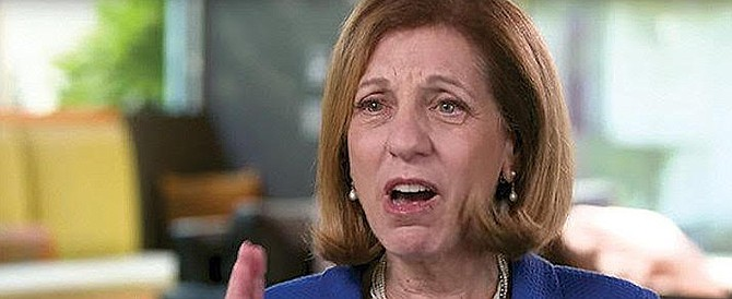 Barbara Bry campaigned against short-term rentals during her term on the council and campaign for mayor against Todd Gloria.