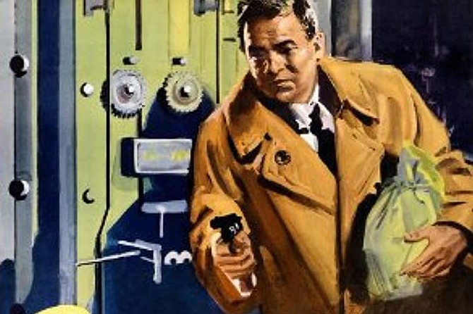 Gangster Story: Would you believe Walter Matthau as a psycho-killer? Neither did he.