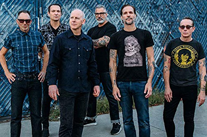 Bad Religion performs songs from Generator, Recipe For Hate, Stranger Than Fiction, The Gray Race, and No Substance including never before performed songs.