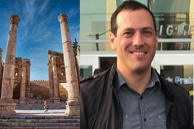 Documentary filmmaker Chris Boyd presents considerations on how archaeological material and concepts are presented to the general public through popular media, using an ongoing restoration project in Jerash, Jordan as a case study.