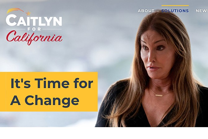 Politico reports that the Fund for a Better California has so far spent $1.2 million for broadcast commercials, partly against threat from transgender Caitlyn Jenner.