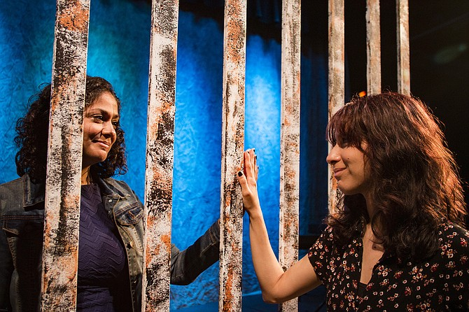 """Plays in the Park features """"Miss You Like Hell."""" A play about a troubled teenage girl who embarks on a cross-country road trip with her estranged mother, who is an undocumented immigrant from Mexico."""