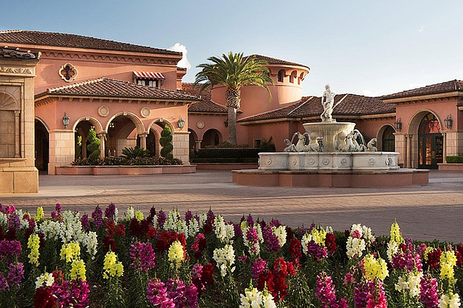 Last year, S&P reported that Colony Credit Real Estate, majority-owned by Colony Capital, was looking to sell a $145 million loan on the Fairmont Grand Del Mar luxury resort (above), developed by Doug Manchester in the northern reaches of San Diego.