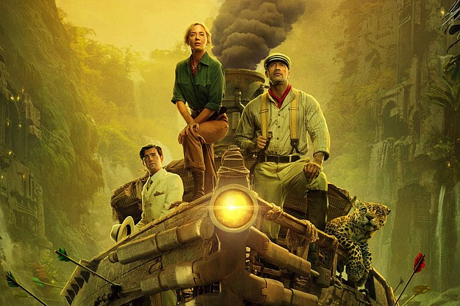 Jungle Cruise: Script overboard!