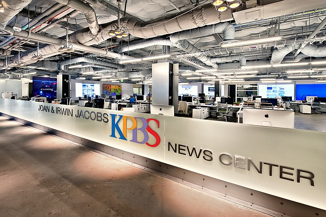 On Monday of last week, word began circulating that KPBS had dumped two longtime employees, director of news and editorial strategy Suzanne Marmion and executive producer Nancy Walsh.