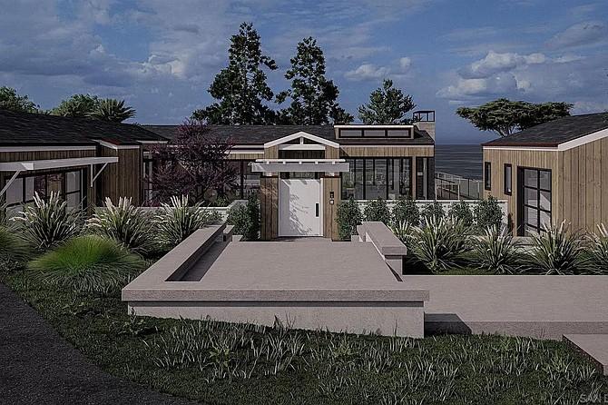 A shovel-ready dream house!