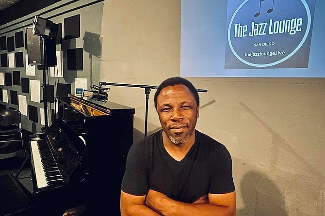 Leonard Patton thinks the time is right for live jazz on the Boulevard.
