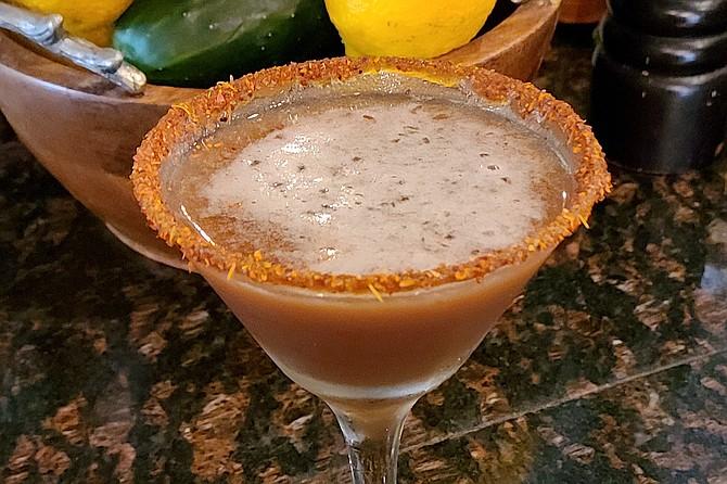Romesco Tamarind Martini