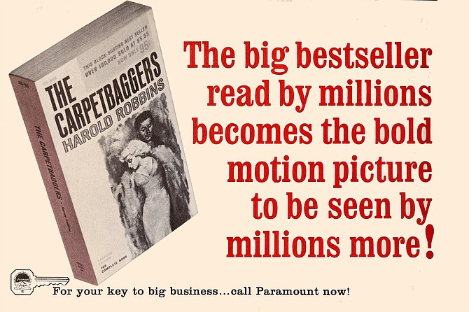The Carpetbaggers: your key to big business!