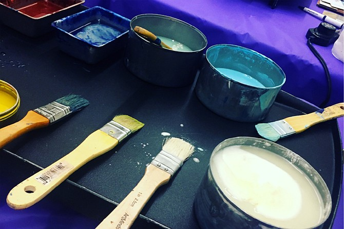 Learn how to mix and extend your own colors, paint with encaustic and how to combine it with other mediums and techniques including watercolor, photo imagery and more.