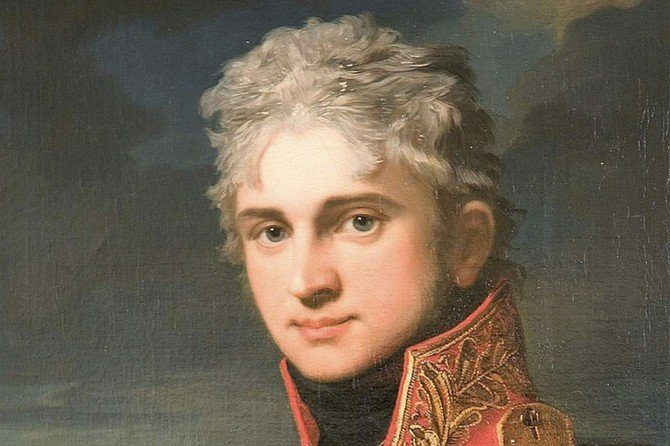 Count Pavel Stroganoff. His French chef named his winning stew after him.
