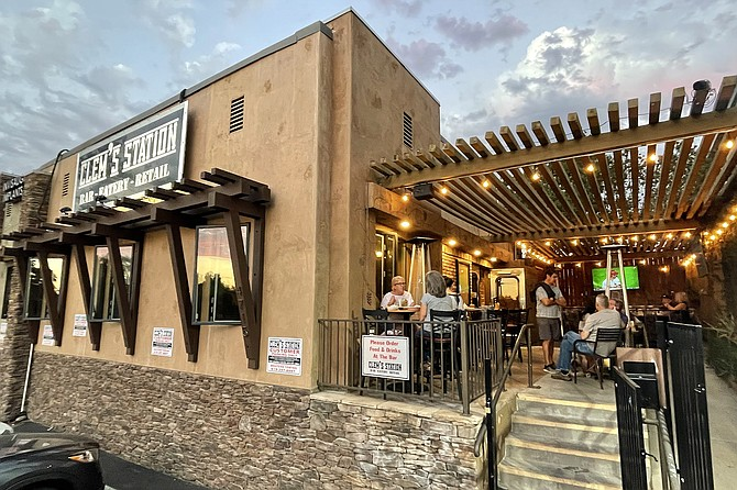 The weekend descends upon Talmadge, and its (new) only restaurant, Clem's Station.