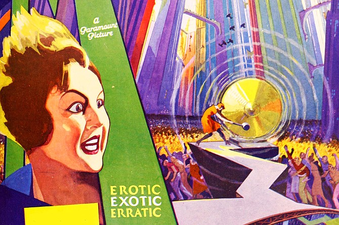 The 4 E's: Erotic, Exotic, Erratic, and Emended. Motion Picture News, March 13, 1927.