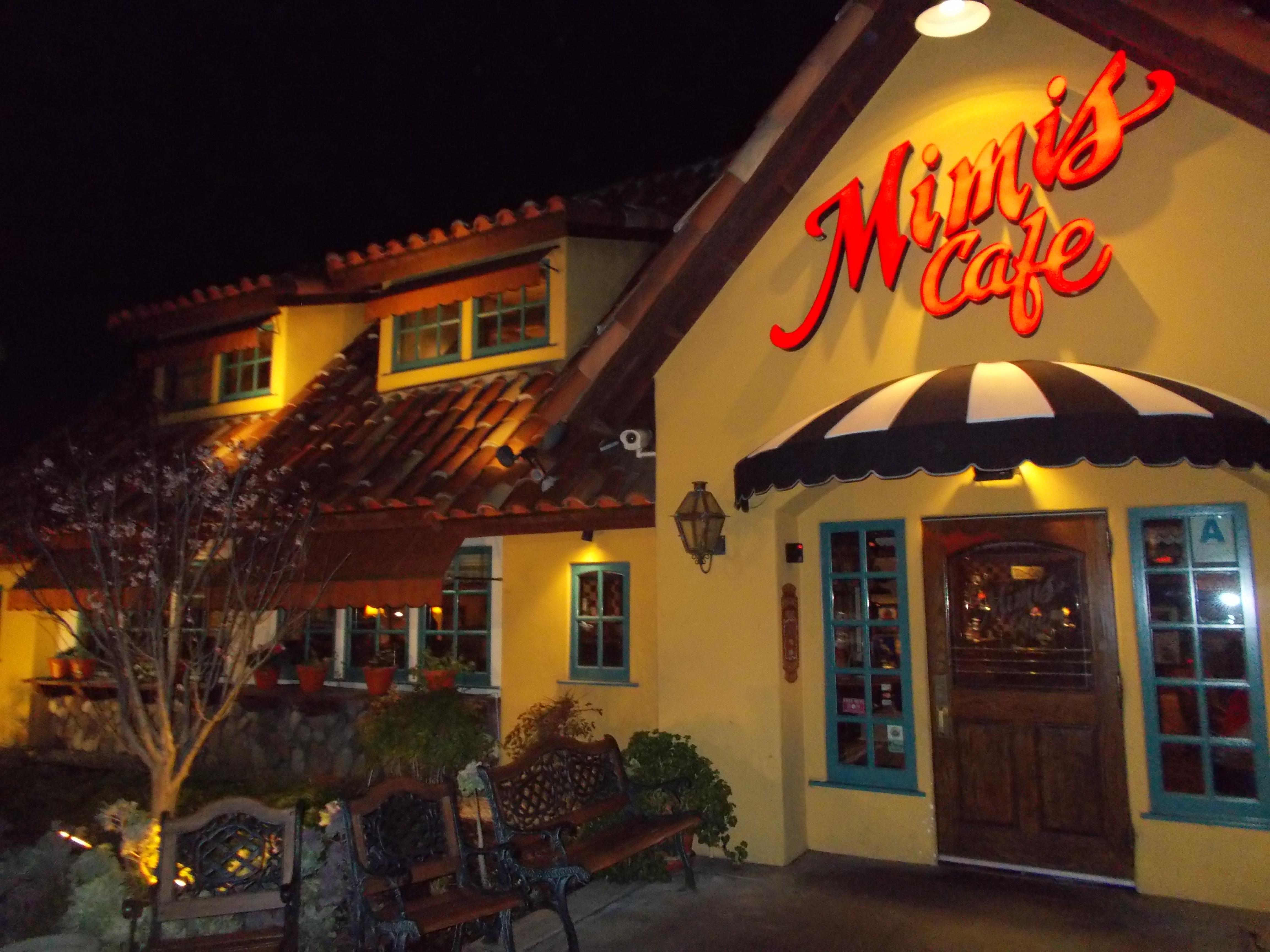 Mimi's Cafe | San Diego Reader