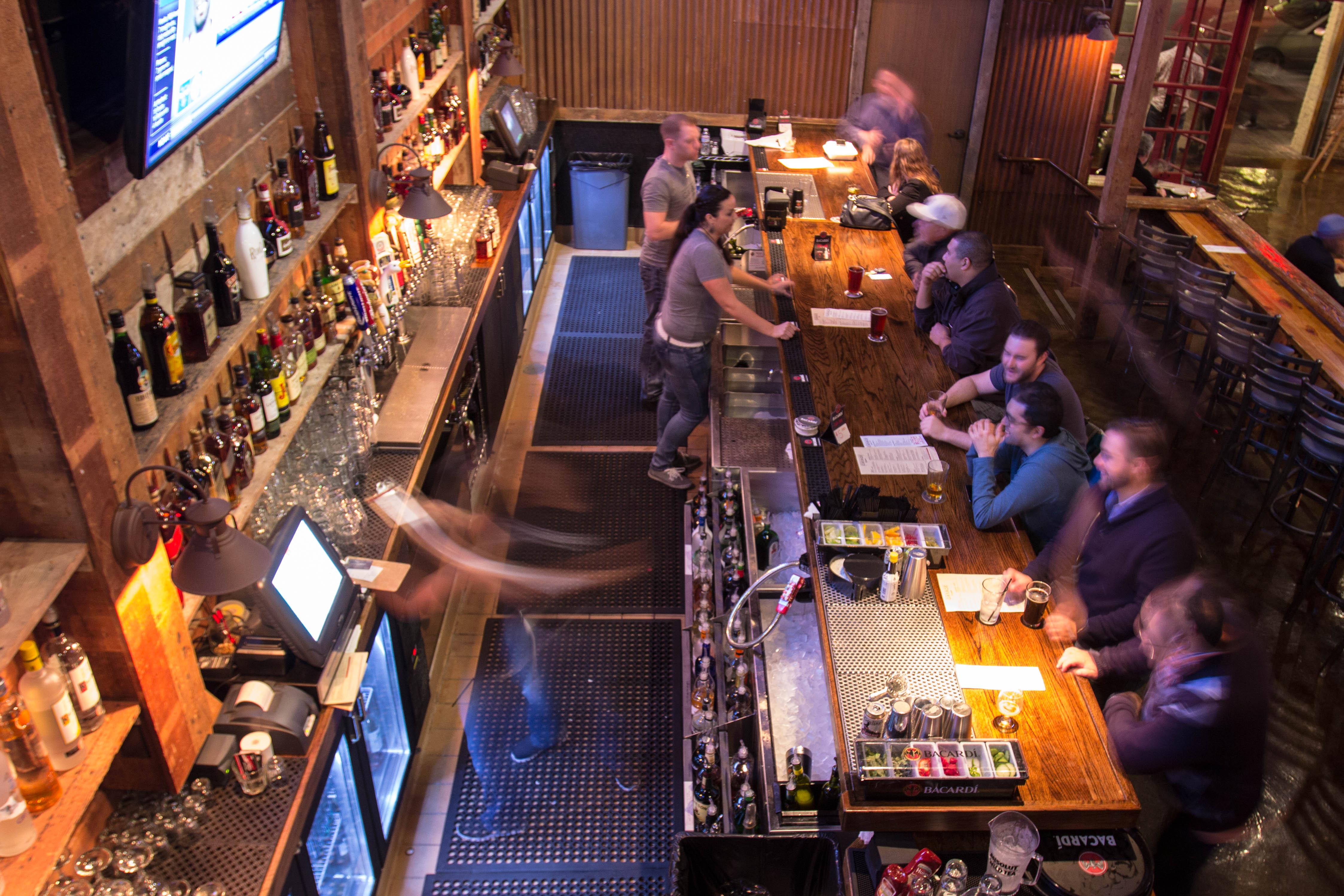 Garage Kitchen + Bar   San Diego Reader