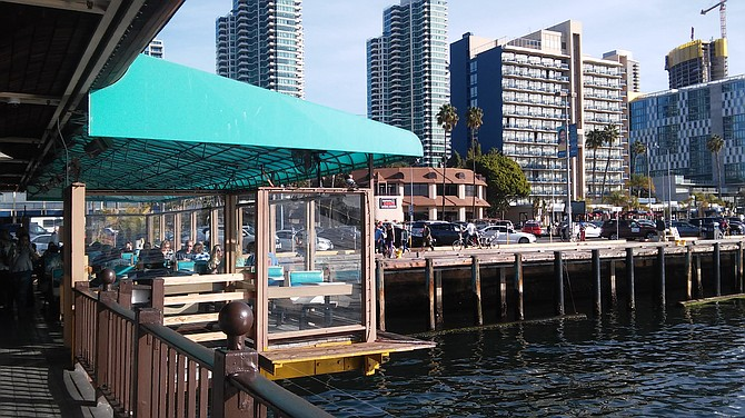 Anthony 39 s fish grotto san diego reader for Anthony s fish grotto san diego