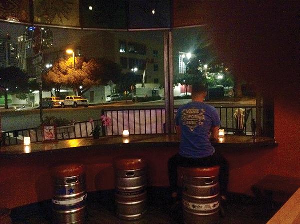 Nectar Room at Hive Sushi Lounge   San Diego Reader