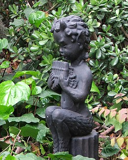 Panu0027s Garden