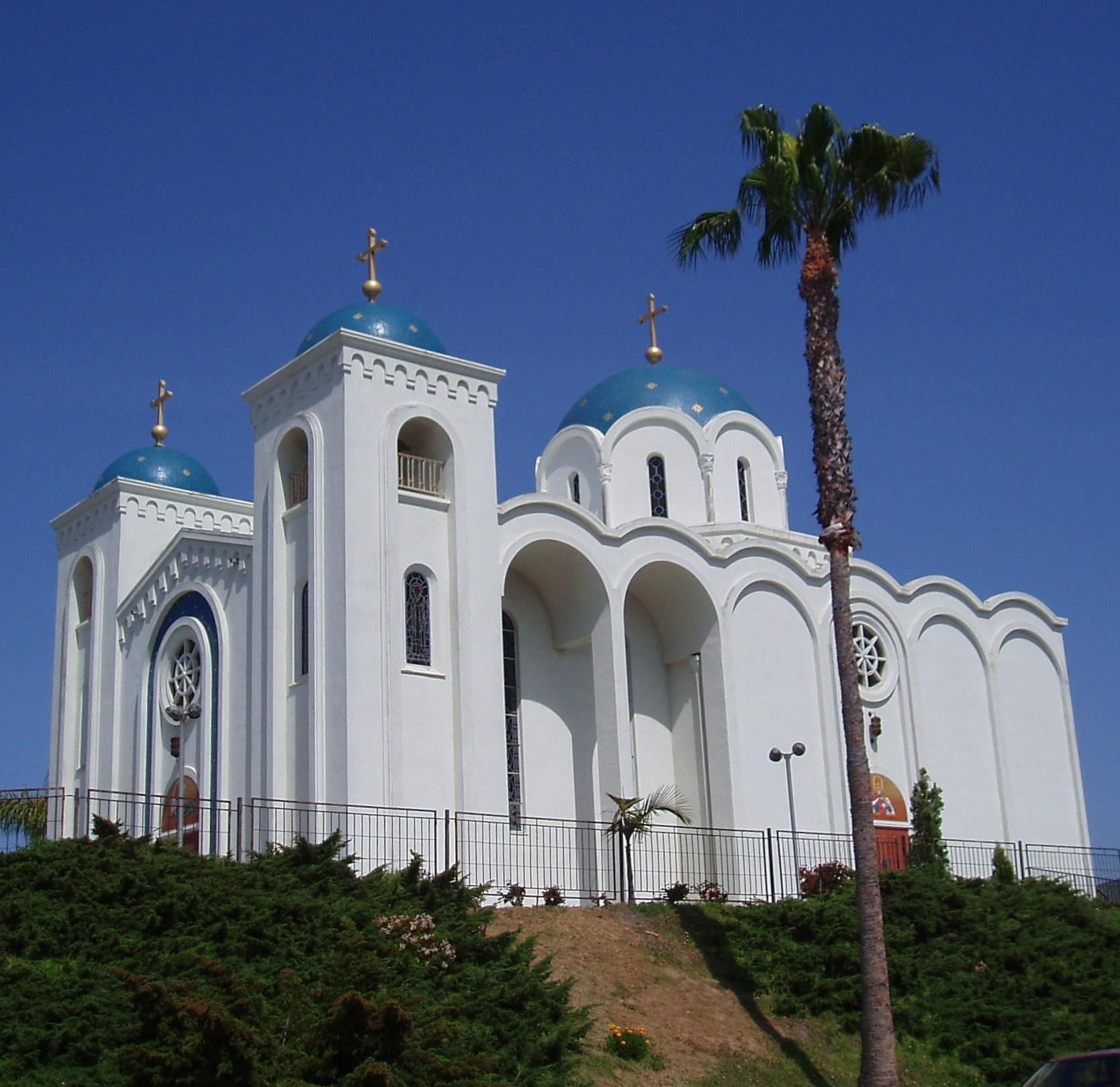St George S Serbian Orthodox Church San Diego Reader