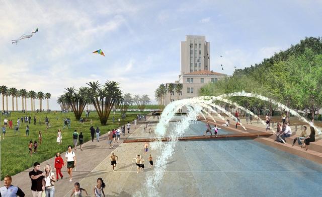 Waterfront Park San Diego Reader