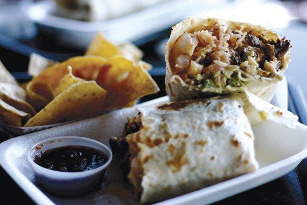 Lucha Libre Gourmet Taco Shop San Diego Reader