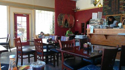 Cafe Cabaret San Diego Ca