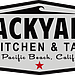 Backyard Kitchen & Tap