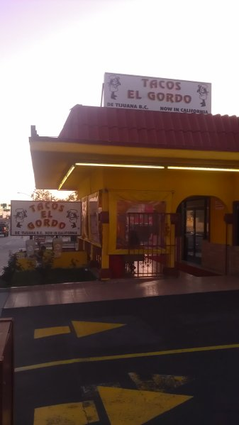 El Gordo Restaurant Chula Vista Ca