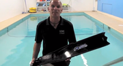 Michael Timm from Dive America explains basic the methods and equipment used in free diving.