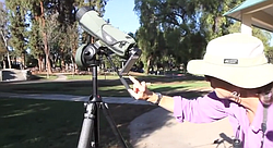Bird aficionado Karen Straus discusses and demonstrates the spotting scope/iPhone technology that she uses to photograph wild parrots and other birds, and discusses her observations of wild parrot behavior.