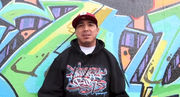 Sergio discusses graffiti artists leaving their mark at the Writerz Blok art space.
