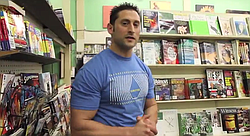 North Park's Paras Newsstand survives in the Internet age by supplying a variety of specialty magazines to customers of all sorts. A customer explains his particular interest and buying habits, and proprietor Junior Najor gives a guided tour of what is for sale.