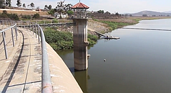 Scott McClelland, Director of Water Quality at Sweetwater Dam, discusses the history of the dam, the way the system works, emergency water supplies, and the overall effect of 2014 drought conditions.