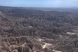 Video of Anza-Borrego Badlands by Lisa Bruhn.