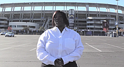 Sherone McCaster talks about her experience trying to make ends meet while earning $9 per hour as an usher at Qualcomm Stadium.