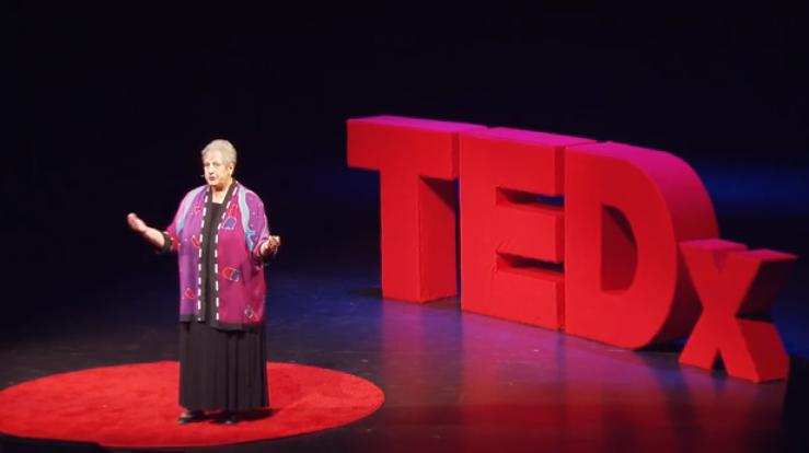 Marilyn McPhie at TEDxAmericasFinestCity