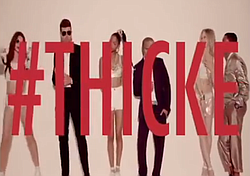 Got To Give Up The Blurred Lines (Mashup)