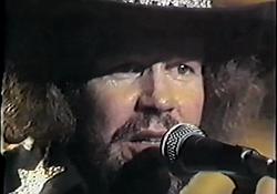 1975 live performance by David Allen Coe