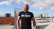 The owner of Undisputed gym, located in San Diego's East Village, shares the considerable view from his rooftop.