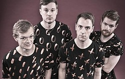 The lead single from Django Django's latest, <em>Born Under Saturn</em>