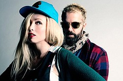 Off of the Ting Tings' latest, <em>Super Critical</em>