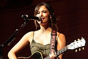 ...off of Kacey Musgraves's latest, <em>Pageant Material</em>