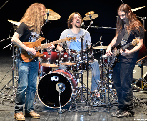...the Aristocrats, a live performance