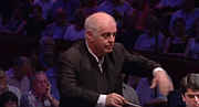 West-Eastern Divan Orchestra at 2012 BBC Proms with Barenboim
