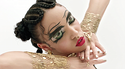 FKA Twigs directed her own video for the You Tube Video Awards