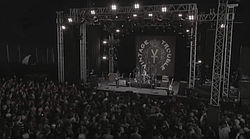 Vintage Trouble  performing in Berne, Switzerland at 2014's GurtenFestival