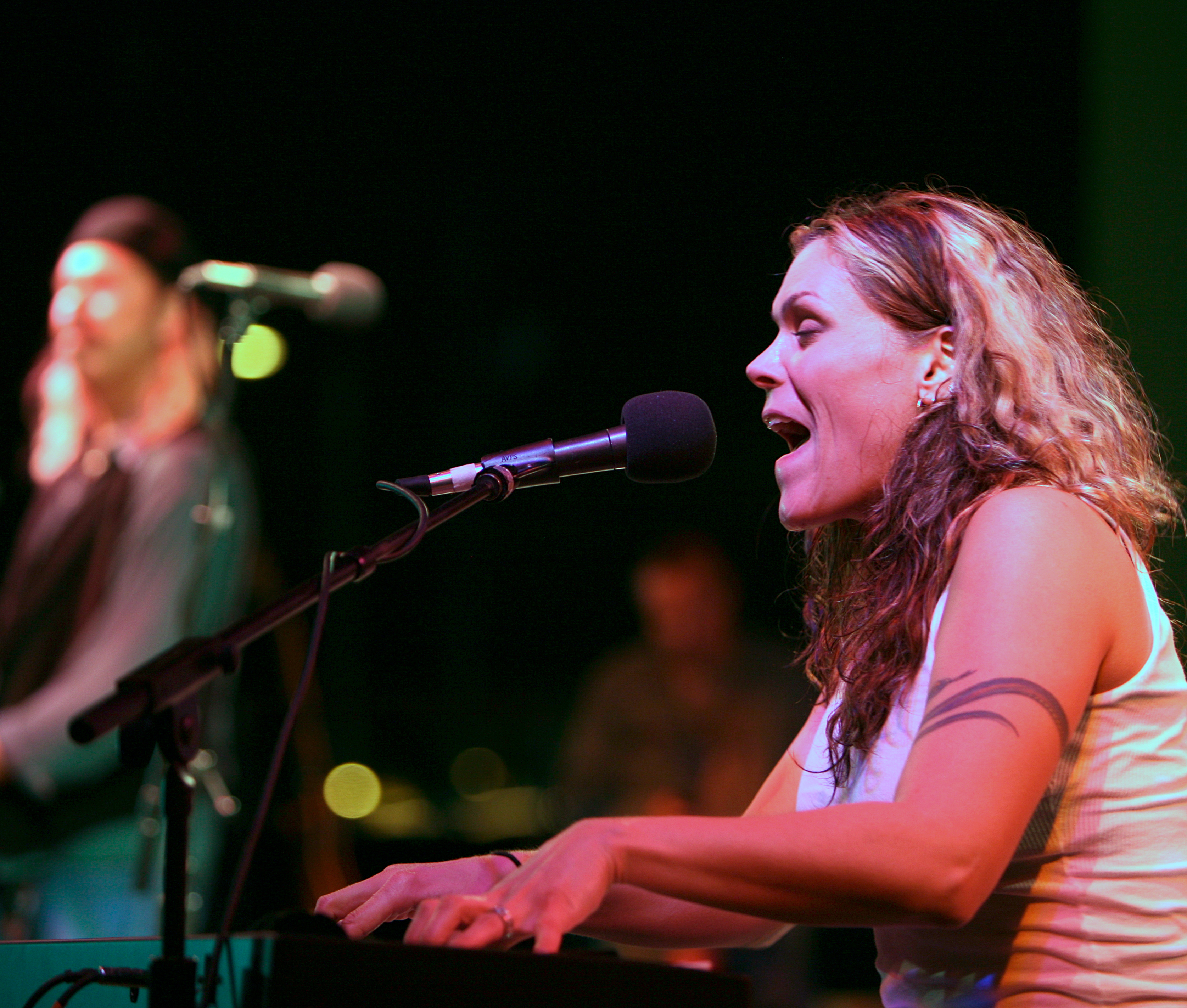 ...from Beth Hart's latest record, <em>Better Than Home</em>