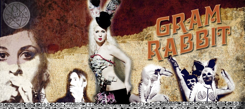 ...from Gram Rabbit's <em>Welcome to the Country</em> album